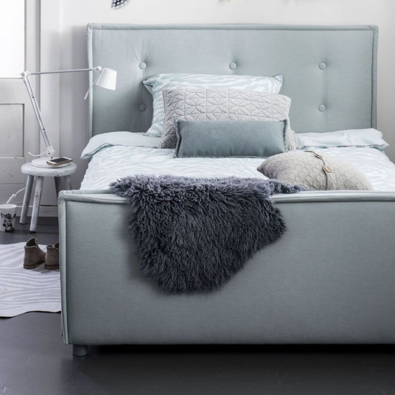 Bed 140 200 Slaapkamer Bedden.Coming Kids Sun Gestoffeerd Bed 140 X 200 Cm Verwende Apen