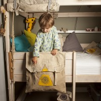 Canvas kinderkamer